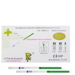 RF OVULACION TEST DE OVULACION 10  UNIDADES