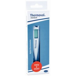 TERMOMETRO DIGITAL THERMOVAL STANDARD CARCASA NO