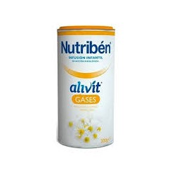 ALIVIT GASES 200 G NUTRIBEN