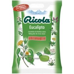 RICOLA BOLSA EUCALIPTO S/A 70 G
