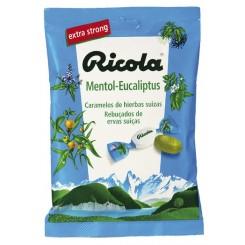 RICOLA BOLSA MENTOL S/A 70 G