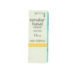 SYNALAR NASAL INFANTIL  ENVASE PULVERIZAD. 15 ML