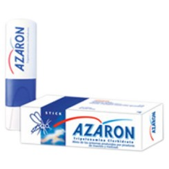 AZARON STICK 20 MG/G BARRA CUTANEA  15 ML