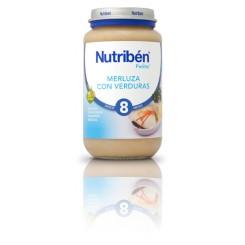 NUTRIBEN  LENGUADO CON VERDURAS 250 G