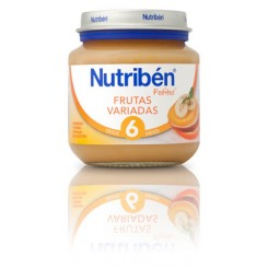 NUTRIBEN INICIO FRUTAS VARIADAS 130 G