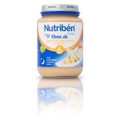 NUTRIBEN CENA CREMA VERDURA CON PAVO 200G