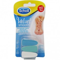 DR SCHOLL VELVET SMOOTH LIMA ELECTRONICA UÑAS RE