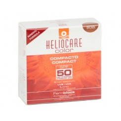 HELIOCARE COLOR COMPACTO  SPF 50 BROWN       10G