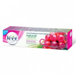 VEET NATURAL CREMA DEPILATORIA 200 ML