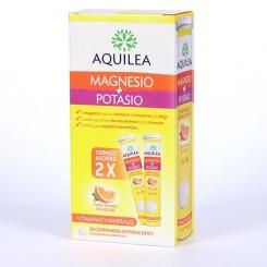 AQUILEA  MAGNESIO+ POTASIO 28  COMP EFERVESCEN