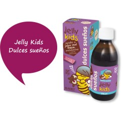 JELLY KIDS MELATONINA SUEÑOS 250 ML