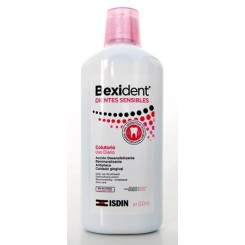 BEXIDENT DIENTES SENSIBLES 500 ML