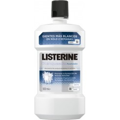 Listerine Blanqueador Avanzado 500 ml
