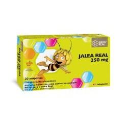 ARKO REAL JALEA REAL 250 MG    20 AMPOLLAS