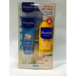 MUSTELA SOLAR 300 ML + AFTERSUN INFANTIL