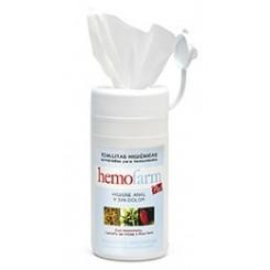 HEMOFARM 60 TOALLITAS