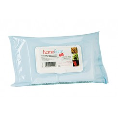 Hemofarm plus toallitas sobre 40 unidades