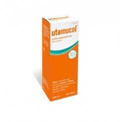 UTAMUCOL 2.5 MG / ML SUSPENSION ORAL 200 ML