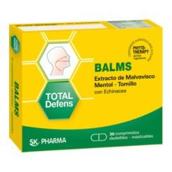 TOTAL DEFENS BALSM 30 COMP MASTICABLES