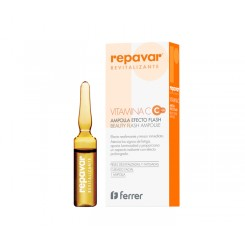 REPAVAR REVITALIZANTE VITAMINA C  FLASH 1 AMP