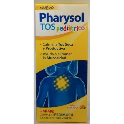 PHARYSOL TOS PEDIATRICO 170 ML
