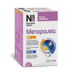 NS MENOPAUSIA DIA Y NOCHE 60 COMP