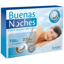 BUENAS NOCHES 1 MG 30 COMP ELADIET