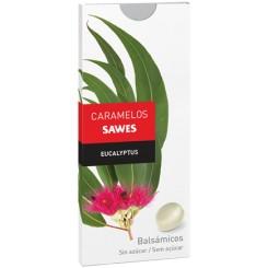 SAWES CARAMELOS EUCALYP. S/A BLISTER
