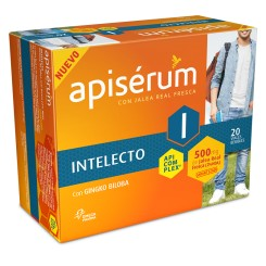 APISERUM INTELECTO 20 VIAL BEBIBLE