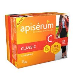 APISERUM CLASSIC VIAL BEBIBLE DE 1500 MG 20 VIAL