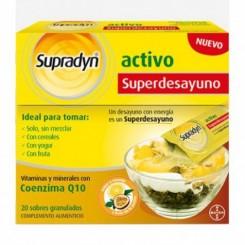 SUPRADYN ACTIVO SUPER DESAYUNO  20 SOBRES