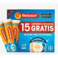 REDOXON EXTRA DEFENSA 30 + 15 comprimidos
