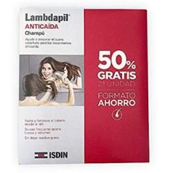 LAMBDAPIL ANTICAIDA CHAMPU 400 ML + 400 ML DUPLO