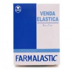 VENDA ELASTICA FARMALASTIC 5M X10 CM