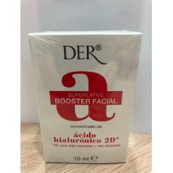 DER BOOSTER FACIAL ACIDO HIALURONICO 2D 10 ML