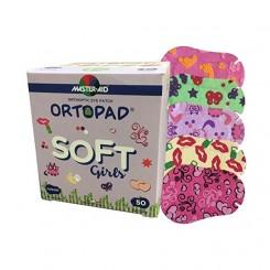ORTOPAD SOFT PARCHES OCULARES GIRLS MEDIUM 50 U