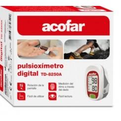 PULSIOXIMETRO DIGITAL ACOFAR TD-8250A 1 U
