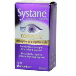 SYSTANE COMPLETE GOTAS OFTALMIC LUBRICANTES 10ML