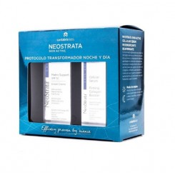 Neostrata Skin Active Protocolo Noche y Dia
