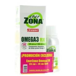 EnerZona Omega 3 RX 120 caps + 30 caps