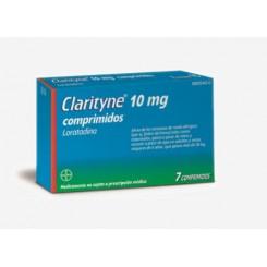 CLARITYNE 10 MG 7 COMPRIMIDOS LORATADINA