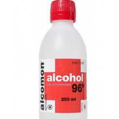 ALCOMON ALCOHOL  96 SOLUCION TOPICA 250 ML