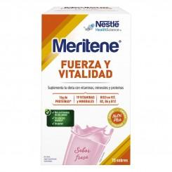 MERITENE SABOR FRESA 15 SOBRES DE 30 G.