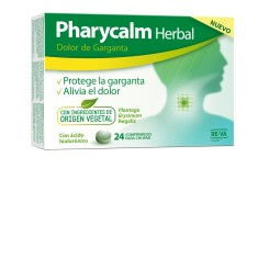 PHARYCALM HERBAL 24 COMP