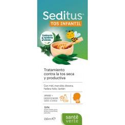 SEDITUS TOS INFANTIL JARABE 150 ML